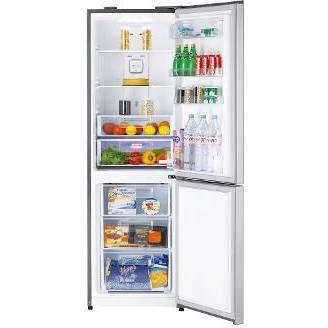 Combina frigorifica Daewoo RN-308NM 305 litri Clasa A+ No Frost Argintiu