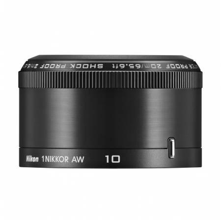 Obiectiv Nikkor AW 10mm f/2.8 Black montura Nikon 1