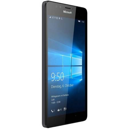 Smartphone resigilat Microsoft Lumia 950 32GB 4G Black
