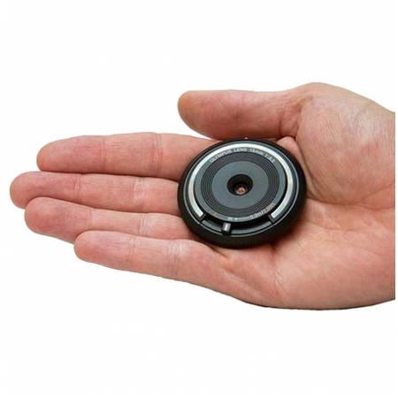 Obiectiv Olympus Body Cap Lens 15mm f/8.0 Black montura Micro Four Thirds