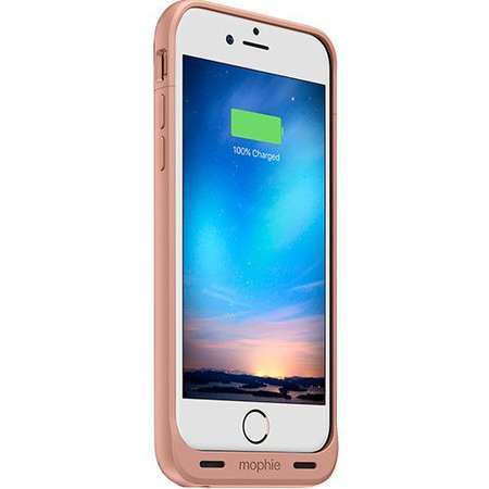 Acumulator extern Mophie Baterie Externa + Husa 1840 mAh Juice Pack Reserve Ultrasubtire APPLE iPhone 6, iPhone 6S
