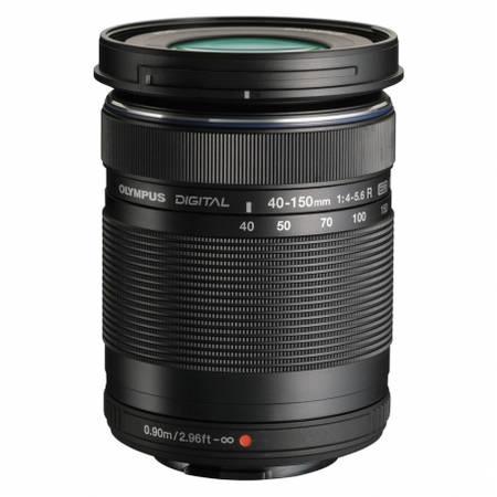 Obiectiv Olympus Zuiko Digital ED 40-150mm R f/4-5.6 montura Micro Four Thirds