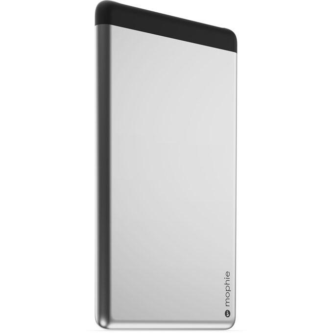 Acumulator extern Baterie Externa 10000 mAh Powerstation 5X 3RD Gen Dual USB Argintiu thumbnail
