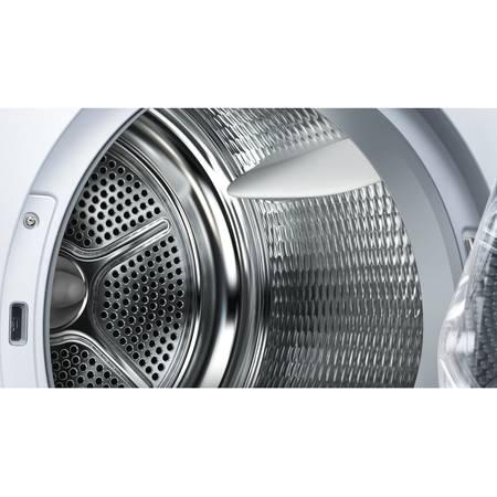 Uscator de rufe Bosch WTW85530BY Condensare si pompa de caldura 9 Kg Clasa A++