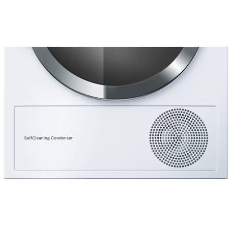 Uscator de rufe Bosch WTW85561BY Condensare si pompa de caldura 9 Kg Clasa A++