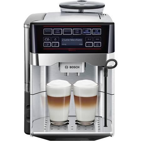 Espressor cafea Bosch TES60729RW 1500W 19 Bar 1.7 litri Inox/Negru
