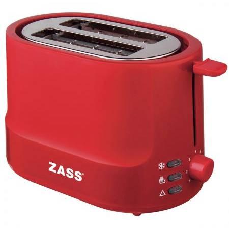 Prajitor de paine Pachet Redline Prajitor Zass ZST + Blender Zass ZSB 10 RL si Zass ZHB 10 RL + Mixer Zass ZHM 10 RL + Fierbator de apa Zass ZCK 10 RL