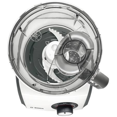 Robot de bucatarie Bosch MCM62020 1000 W bol 3.9 litri Blender 1.5 litri Alb/Gri