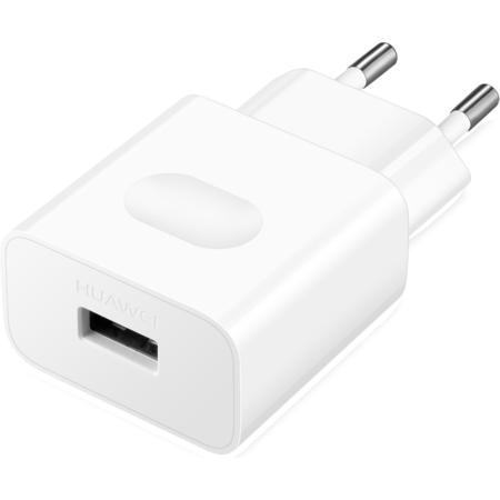 Cablu de date Huawei MicroUSB cu adaptor white