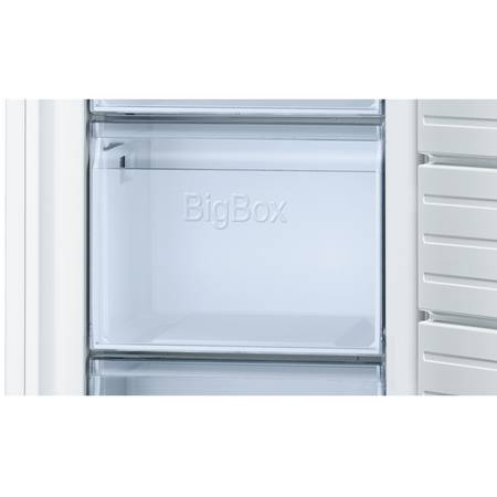 Congelator Bosch GSN33VW30 220 l Clasa A++ No Frost 7 sertare Alb