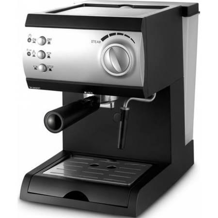 Espressor cafea Arielli KM-300 BS Gri/Negru
