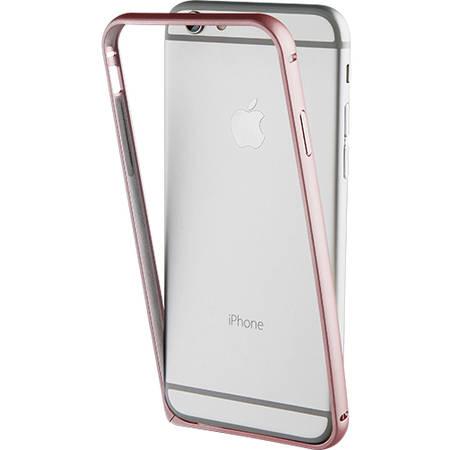 Bumper Muvit MUBUM0011 Roz pentru Apple iPhone 7 Plus