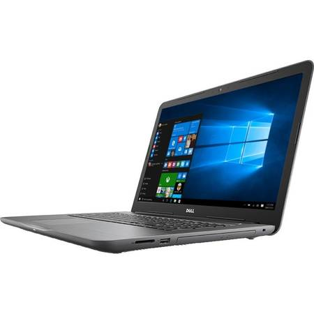 Laptop Dell Inspiron 5767 17.3 inch Full HD Intel Core i5-7200U 8GB DDR4 1TB HDD AMD Radeon R7 M445 4GB Linux Black 2Yr CIS
