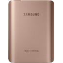 Acumulator extern Samsung EB-PN930CZEGWW  10200 mAh 1x USB Universal Auriu
