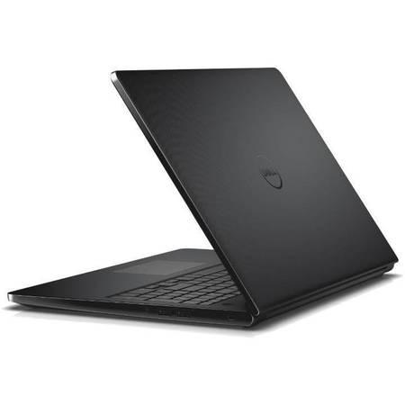 Laptop Dell Inspiron 3558 15.6 inch HD Intel Core i3-5005U 4GB DDR3 1TB HDD Linux Black 2Yr CIS