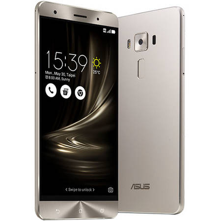 Smartphone Asus Zenfone 3 Deluxe ZS570KL 32GB Dual Sim 4G Silver