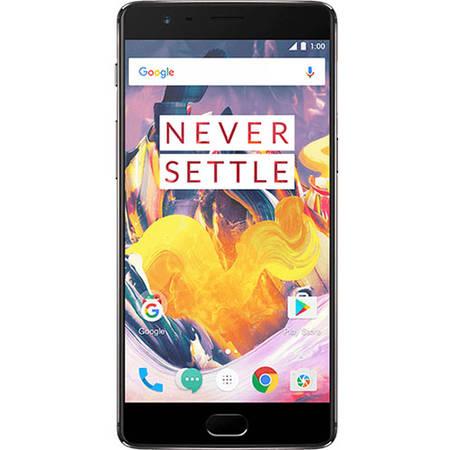 Smartphone OnePlus 3T A3010 64GB Dual Sim 4G Black