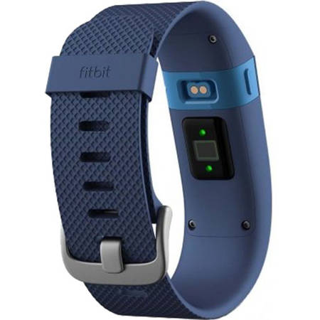Bratara Fitness Fitbit Charge HR Fitness Wireless S Blue
