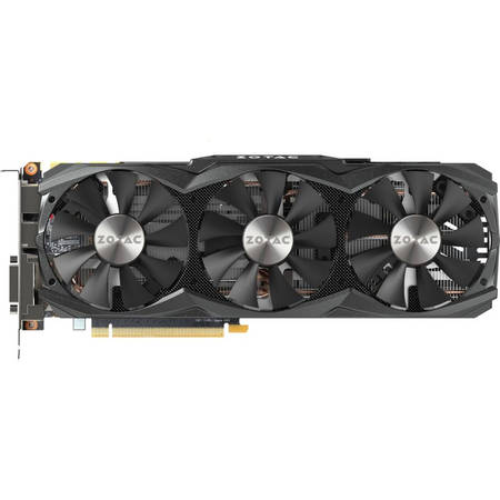 Placa video Zotac nVidia GeForce GTX 1070 8GB DDR5 256bit