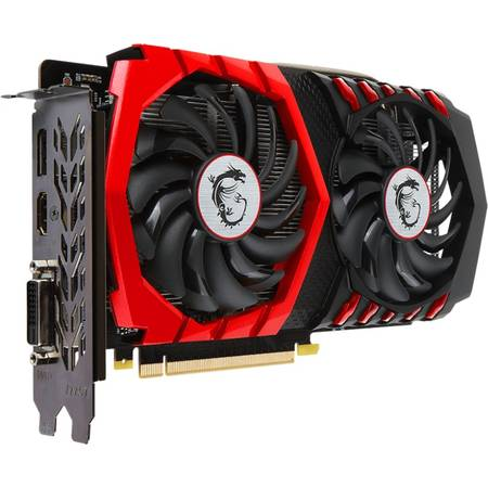 Placa video MSI nVidia GeForce GTX 1050 GAMING 2GB DDR5 128bit