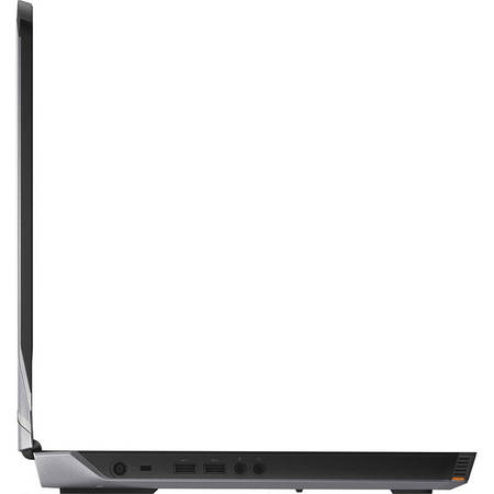 Laptop Dell 17 R3 17.3 inch Full HD Intel Core i7-6700HQ 16GB DDR4 1TB HD 512GB SSD nVidia GeForce GTX 980M 8GB Windows 10 Silver