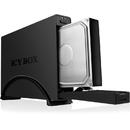 "Rack HDD RaidSonic Icy Box 3,5"" USB3.0  negru"