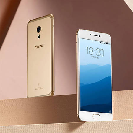 Smartphone Meizu Pro 6s 64GB Dual Sim 4G Gold