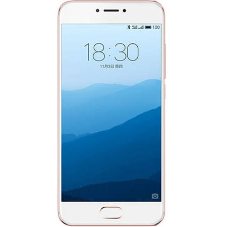 Smartphone Meizu Pro 6s 64GB Dual Sim 4G Pink