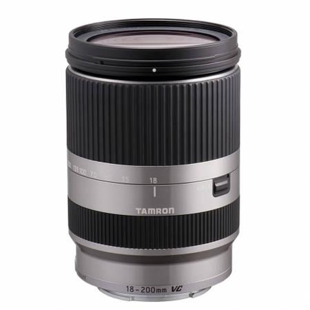 Obiectiv Tamron 18-200mm f/3.5-6.3 Di III VC Silver montura Sony E