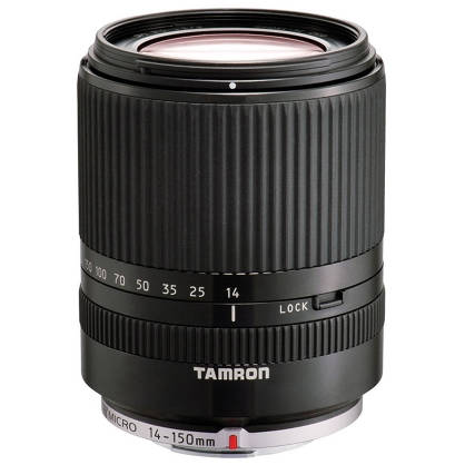 Obiectiv Tamron AF 14-150mm f/3.5-5.8 Di III Black montura Micro Four Thirds