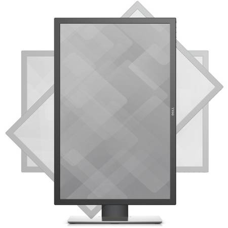 Monitor LED Dell UP3017 30 inch 8ms Black Silver