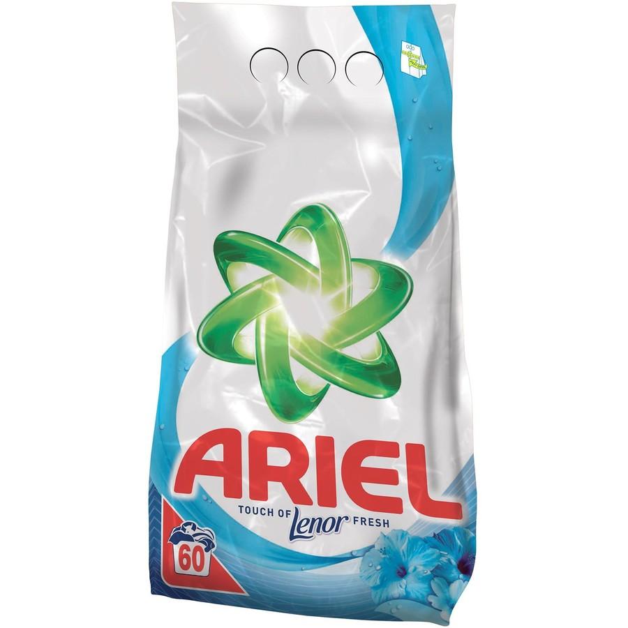 Detergent de rufe automat Touch of Lenor fresh 6kg thumbnail