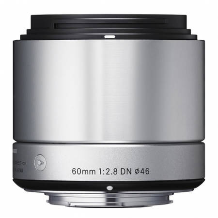 Obiectiv Sigma 60mm f/2.8 DN Art Silver montura Sony NEX