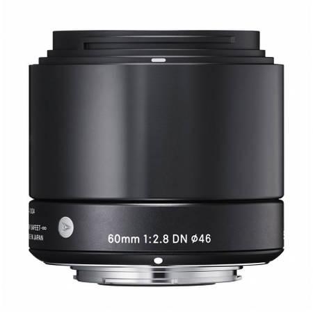 Obiectiv Sigma 60mm f/2.8 DN Art Black montura Sony NEX