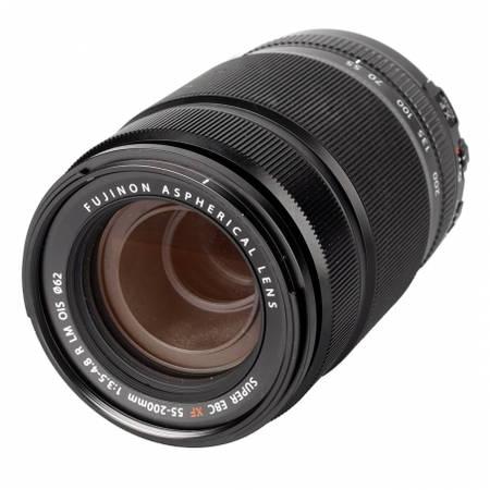 Obiectiv Fujifilm Fujinon X 55-200mm f/3.5-4.8 R LM OIS montura Fuji X