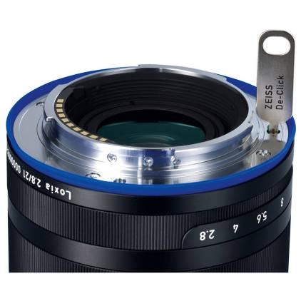 Obiectiv Zeiss Loxia 21mm f/2.8 Distagon T* montura Sony E