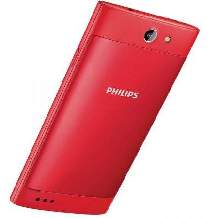 Smartphone Philips S309 Dual SIM Red