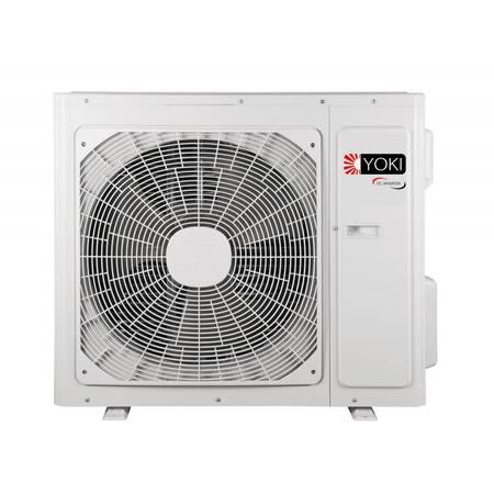 Aparat aer conditionat Yoki KW12IG1 12000 BTU Inverter A++ Alb + Kit de instalare