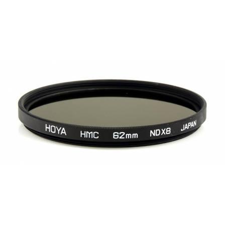 Filtru Hoya HMC NDX8 62mm
