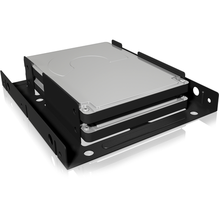 "Rack HDD RaidSonic Icy Box Intern pentru 2x 2.5"" HDD Black"
