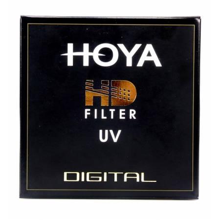 Filtru Hoya UV HD (PRO-Slim) 55mm