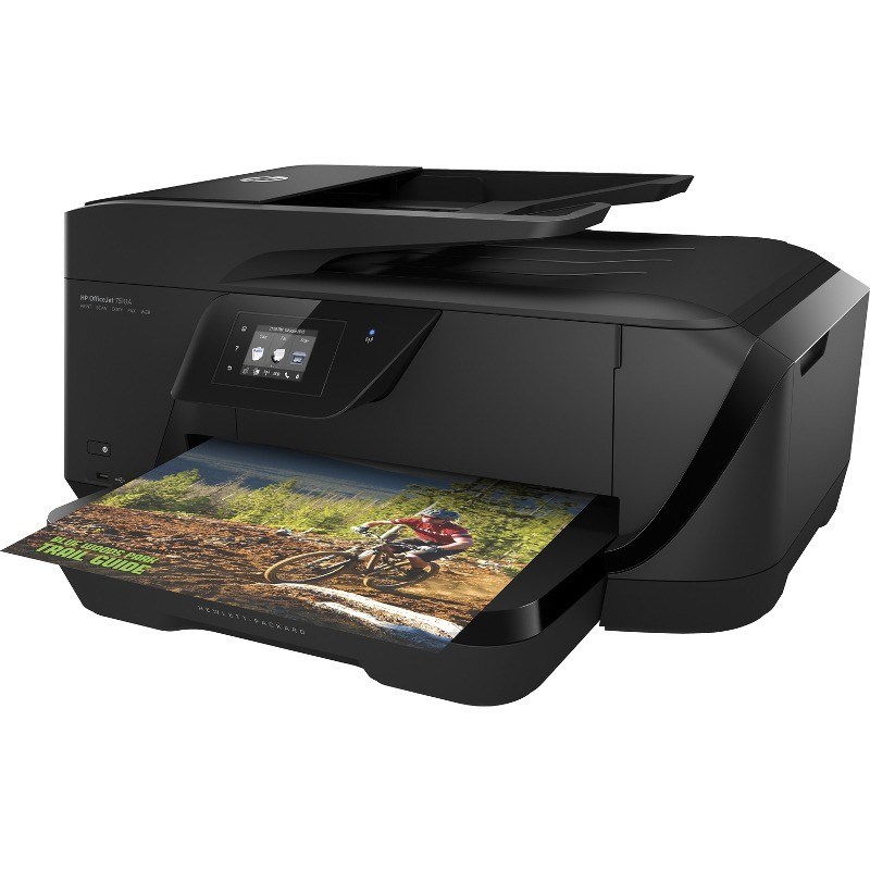 Multifunctionala Officejet 7510 Wide Format  Inkjet Color Format A3+ Black