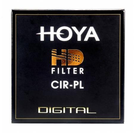 Filtru Hoya Polarizare Circulara HD (PRO-Slim) 49mm