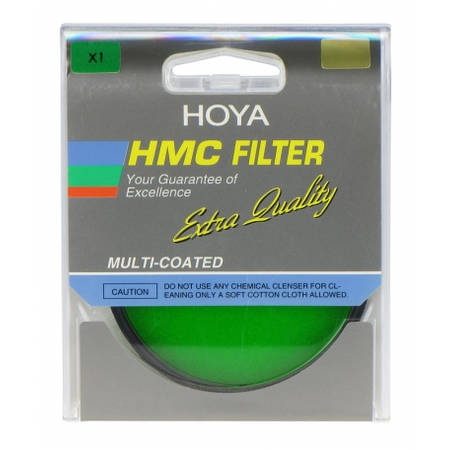 Filtru Hoya HMC Green X1 62mm