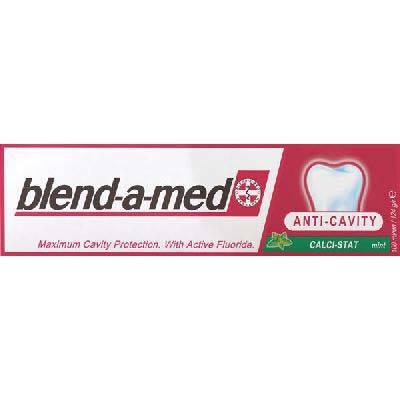 Pasta de dinti Blend-A-Med Anticavity mild fresh 100ml