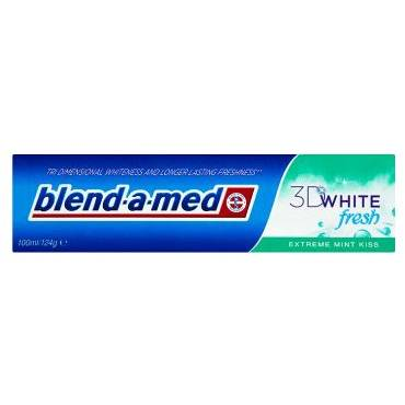 Pasta de dinti Blend-A-Med 3D White fresh extreme mint kiss 100ml