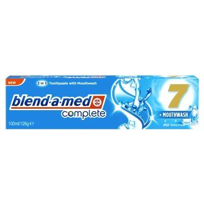 Pasta de dinti Blend-A-Med Complete 7 extra fresh 100ml