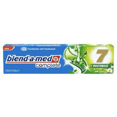 Pasta de dinti Blend-A-Med Complete 7 herbal 100ml