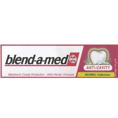 Pasta de dinti Blend-A-Med Anticavity herbal 50ml