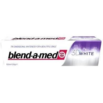 Pasta de dinti Blend-A-Med 3D White 100ml
